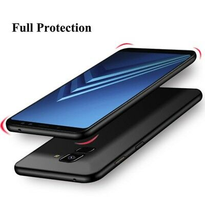 Luxury Soft TPU Silicone 360 Full Cover Case Samsung Galaxy S8 Plus S9 S7 Edge 4