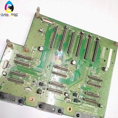 USED Roland XJ-540/XJ-640/XJ-740 Assy, Print Carriage Board - W700731310 5