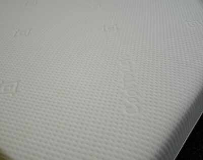 Memory Foam Mattress Topper - Orthopedic. | All UK Bed Sizes | Choice of Cover 4