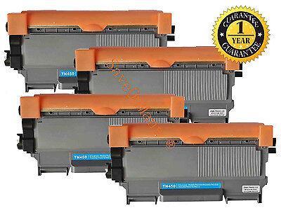 4PK TN-450 TONER For BROTHER HL2240 HL2270DW MFC-7360N MFC-7460DN DCP7060DTN420