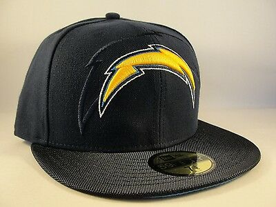 67e3ac4e SAN DIEGO CHARGERS NFL OnField New Era 59FIFTY Fitted Hat Cap Navy