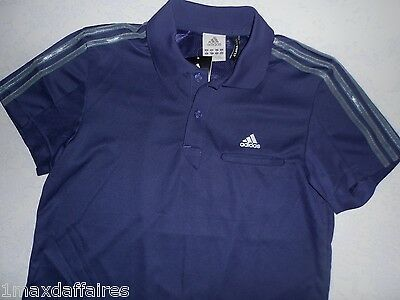 polo adidas homme climalite