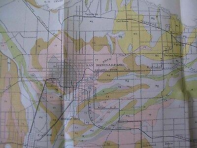 Soil Survey Map San Bernardino California Corona Redlands Riverside Perris 1904 2
