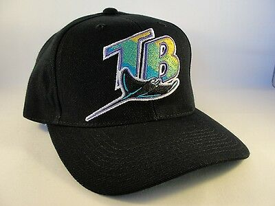 871e2dffdae ... sale 2 of 9 mlb tampa bay devil rays vintage snapback hat cap american  needle be47b