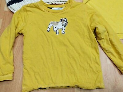 Lot of Boys 2T Toddler GAP Sweater Polo Ralph Lauren Yellow Janie & Jack GUC tie 9