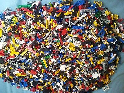 Genuine Lego Bundle 1kg-1000g Mixed Bricks Parts Pieces. Starter Set Bulk JobLot 2