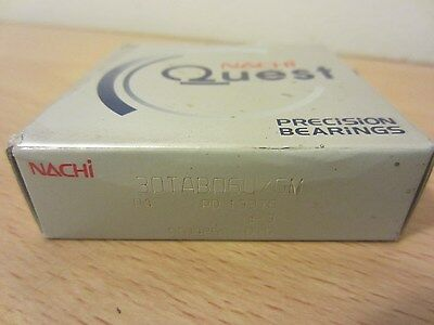 Nachi 30Tab06U Gm/P4 Super Precision Bearing / Skf Bsd 3062 G 5