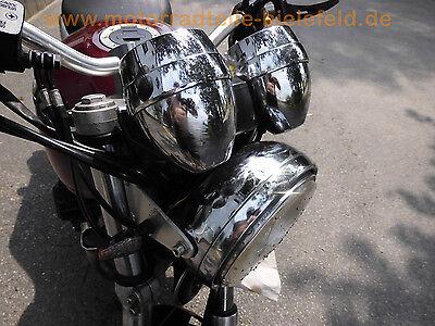 Suzuki AN 650 Burgman Motorrad Auspuff Fallrohre 2003-06