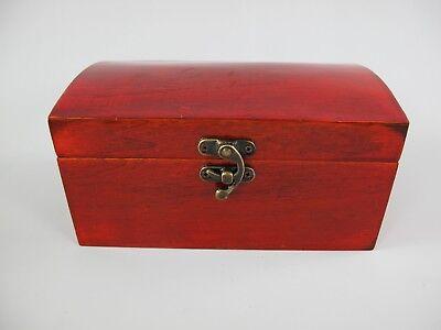 Schmuckschatulle Set v.2 Holz farbe Mahagonie Vintage Designer Geschenk Luxus 3