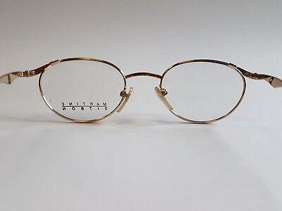MARTINE SITBON Classic Brille Eyeglasses Occhiali Lunettes Gafas 6523 Small Bril qpCnr9