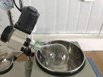 2L Rotary Evaporator Rotavapor Lab Manual Lifting Professional 110V Laboratory 5
