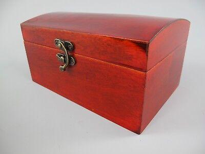 Schmuckschatulle Set v.2 Holz farbe Mahagonie Vintage Designer Geschenk Luxus 4