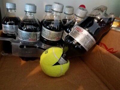 5 Dead Used Tennis Balls Dog Toys Fetch Catch Walkers Garage Corner Safety 3