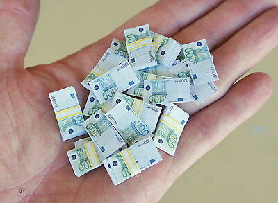8 sheets 1//6 Scale Miniature Play Money Australian Banknotes $100