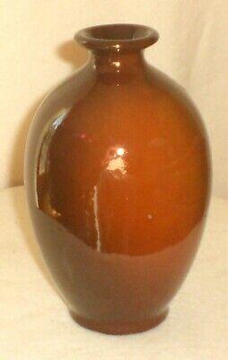 Vintage Roseville Art Pottery Rozane Royal Pattern Vase 3
