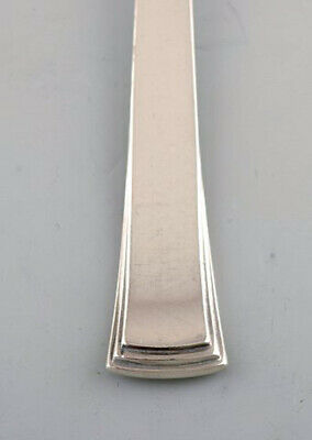 Evald Nielsen number 32 fish cutlery in silver (830). Complete service for 12 p. 3