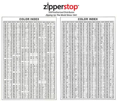 36 Inch Metal Zipper YKK #5 Golden Brass Medium Weight  Separating Made in USA 2