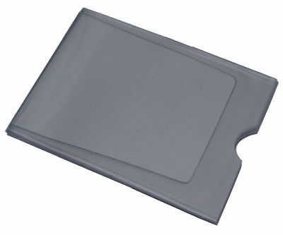 Replacement Credit Card Sleeve Inserts Portrait / Landscape All Sizes- 6, 12, 20 6