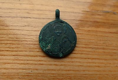 Perfect Viking Age  neck pendant .  ca 10-12 century AD.Kievan Rus. Viking. 7 • CAD $125.84