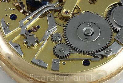Nicole Nielsen & Co London split second chronograph minute repeater 1884 Chrono 10
