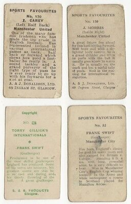 DERBY 1930s G LOWRIE Sports Favourites No.143 Black Back 6