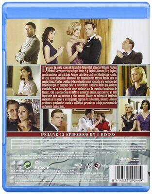 Pelicula Bluray Serie Tv Master Of Sex Temporada 2 Precintada 2