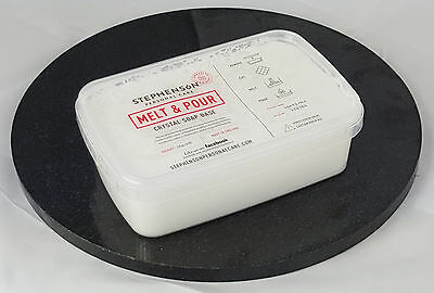 Goats Milk 1kg Melt and Pour Soap Base - Soap Making and Craft 2