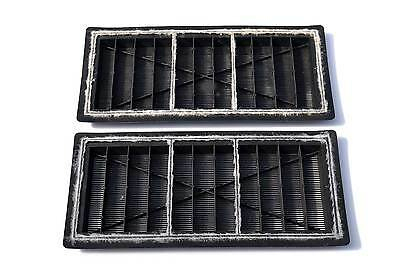 5 X 4C Bj Filters Fits 850 Aqua One Tank Compatible Kit Six Months Supply £31.00 2