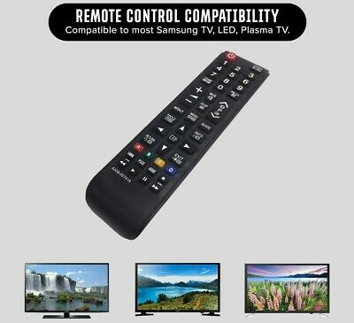 Replacement Remote Control BN59-01199F for Samsung LCD LED HDTV Smart TV