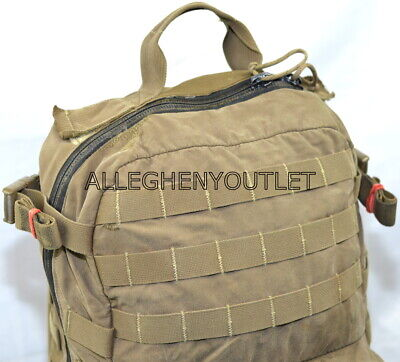 WASHED USMC FILBE ASSAULT PACK Coyote Propper 3 Day Backpack USGI DAMAGED