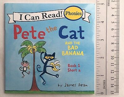 Pete the Cat Childrens Books Box Set I Can Read Phonics Learn to Read Lot 12 2