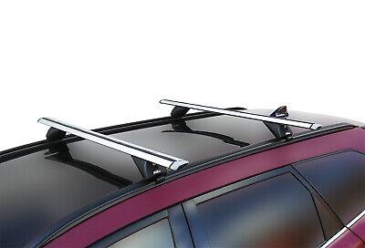 Audi A4 Avant 08-15 Stahl Dachträger an Integrierte Relinge kompl GS7