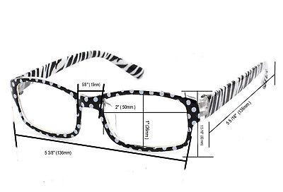 5764265bb2fb ... Reading Glasses 0.0 to 4.00 Unisex Mens Ladies Designer Fashion Slim  Anti Glare 2