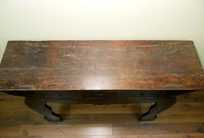 Antique Tall Temple Altar Table (5543), Phoebe Wood, Circa 1800-1949 10