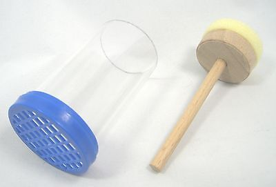 [UK] Two Beekeepers Queen Bee Marker Cages with Plungers