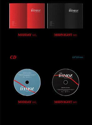 DAY6 BOOK OF US:THE DEMON 6th Mini Album CD+POSTER+Photo Book+Card+etc+Pre-Order 6
