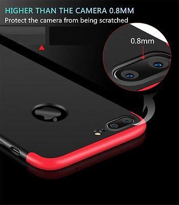 COVER CUSTODIA per Apple iPhone 6/6s Plus Sottile Rigida ORIGINALE Armor Hybrid 5
