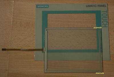 for TouchScreen Glass ProtectiveFilm for SIEMENS TP177 6AV6640-0CA11-0AX1 New