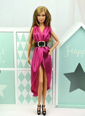 "Fashion Doll Clothes Evening Dress For 1/6 Doll Clothes 11.5"" Doll's Outfits Toy 3"
