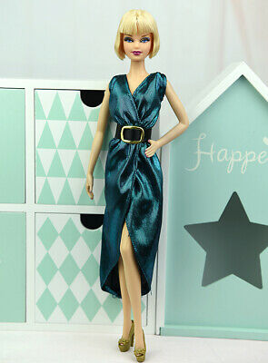 "Fashion Doll Clothes Evening Dress For 1/6 Doll Clothes 11.5"" Doll's Outfits Toy 5"