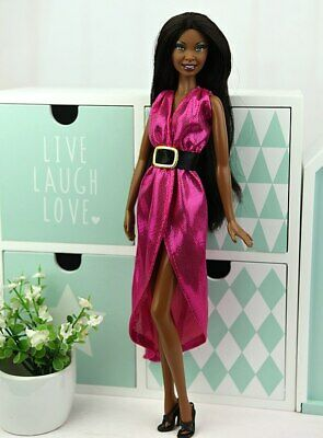 "Fashion Doll Clothes Evening Dress For 1/6 Doll Clothes 11.5"" Doll's Outfits Toy 4"