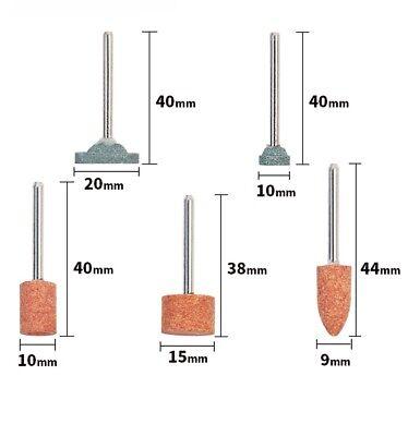 10Pcs Ceramic Stone Polishing Grinding for Dremel Rotary Die Grinder tool bit 7