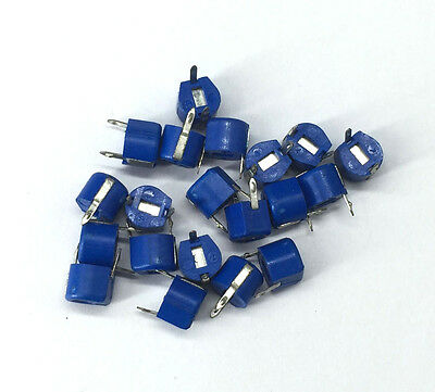 Variable Ceramic 6mm Trimmer Capacitor 5pF QTY:20