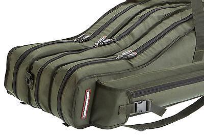 Außentasche Cormoran Rutentasche Modell 5092 4er Rutenfutteral 1,25m inkl