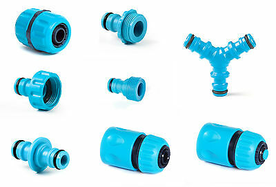 Garden Joiner Quick Water Hose Pipe Connector Water Fitting Hozelock Compatible 2