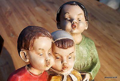 Hermosa Achatit Figura 3 Cantante Niños Exclusivo Künstlerarbeit 6