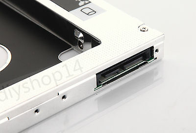 2nd Hard Drive SSD SATA Caddy Adapter for Acer Aspire 5738G 4937 4937G 5733