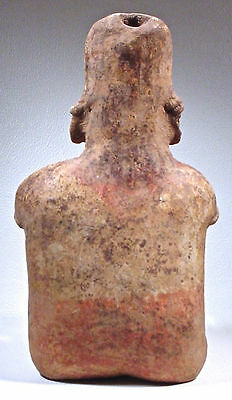 Pre-Columbian Large Jalisco Figure Ex: Sothebys '78 5