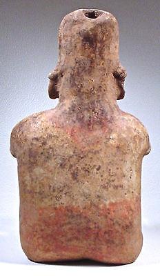 Pre-Columbian Large Jalisco Figure Ex: Sothebys '78 5
