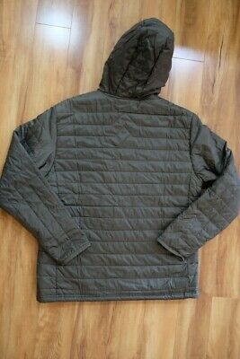 RT Xtra Icebreaker Stratus LS Zip Real Tree Jacket L Desert IB Orange